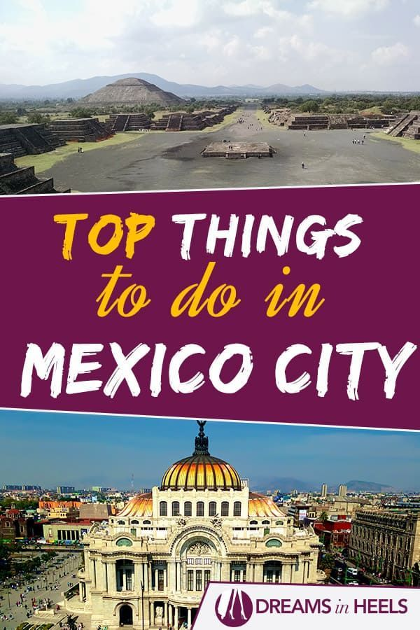 What to do in Mexico City: Top 10 Things to do in Mexico City Travel Blog