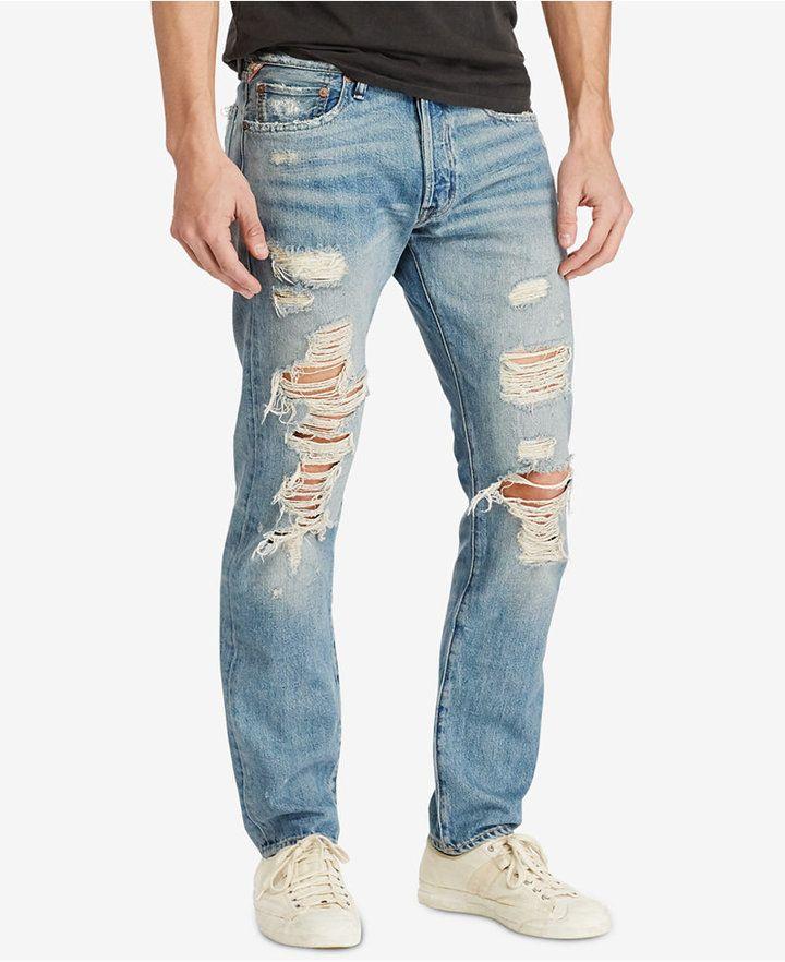 Buy Cheap Visa Payment DENIM & SUPPLY 16 cm stretch Denim Jeans Spring/summer Ralph Lauren Discount Sale AX3f9TppOv