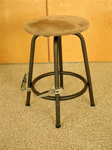 Incredible Guitar Stool Pylon Guitar Solid Wood Foot Stool Footstool Creativecarmelina Interior Chair Design Creativecarmelinacom