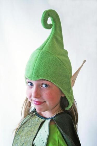 Mystical Elf Hat Pattern Costumes Pinterest Elf hat and Patterns - womens halloween ideas