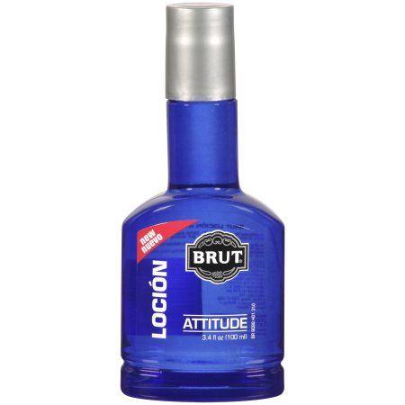 Brut Attitude After Shave Lotion 3 4 Fl Oz Bottle Walmart Com After Shave Lotion After Shave Lotion
