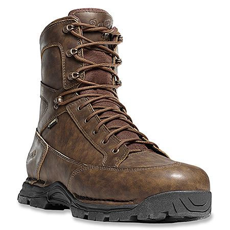 Danner Pronghorn Mens Brown Leather 8in GTX Hunting Boots