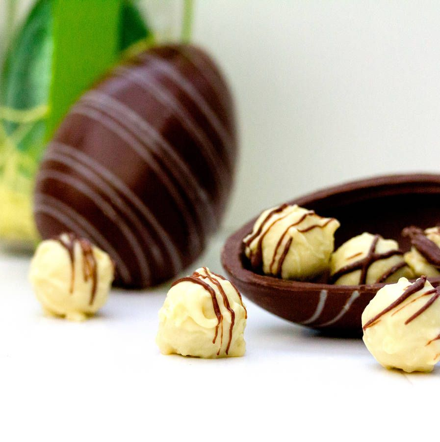 Luxury gin and tonic easter egg london gin chocolate shells and gin luxury gin and tonic easter egg chocolate ganachechocolate giftswhite chocolatelondon negle Images