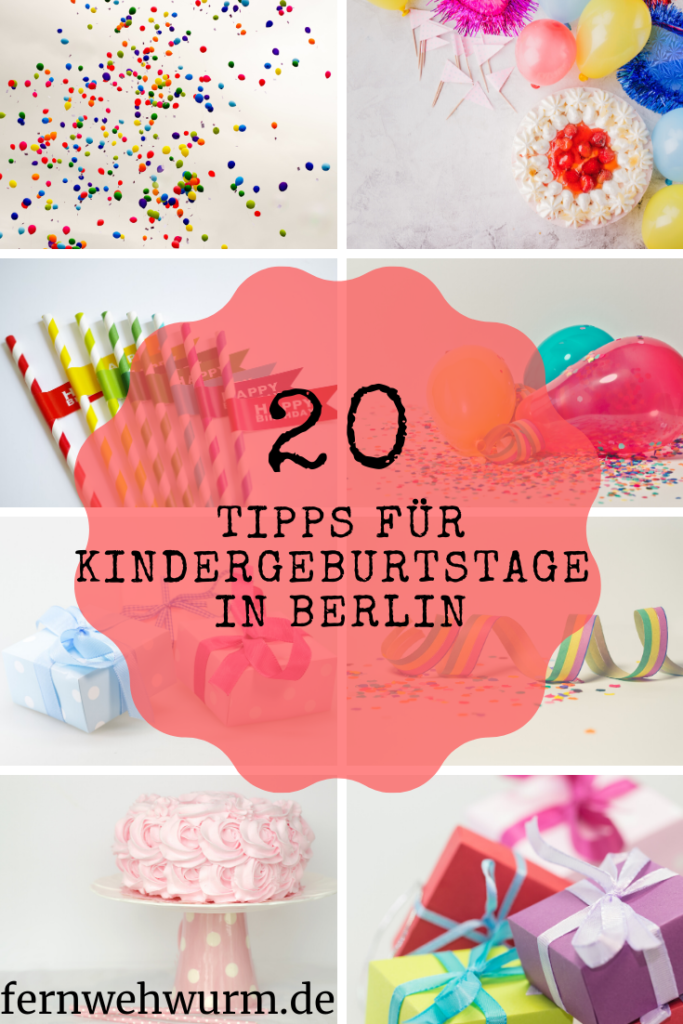 Der Etwas Andere Kindergeburtstag Tip Berlin