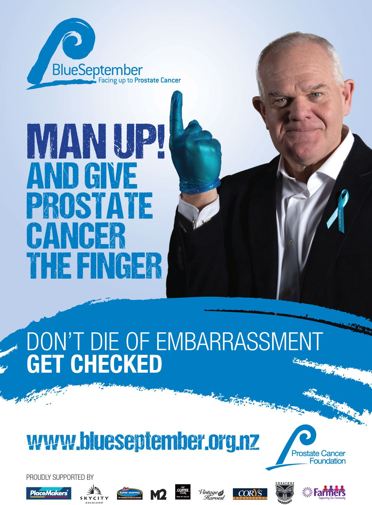 Why I'm Speaking Up About Prostate Cancer photo