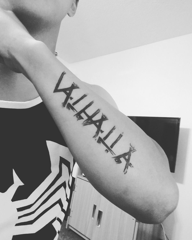 valhalla tatto and tatoo