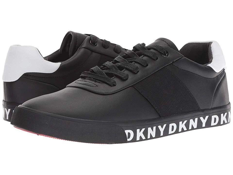 DKNY Blake Men's Shoes Black   Black