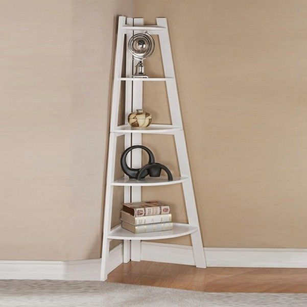 Une petite tag re d 39 angle en bois baldas pinterest for Petite etagere murale bois