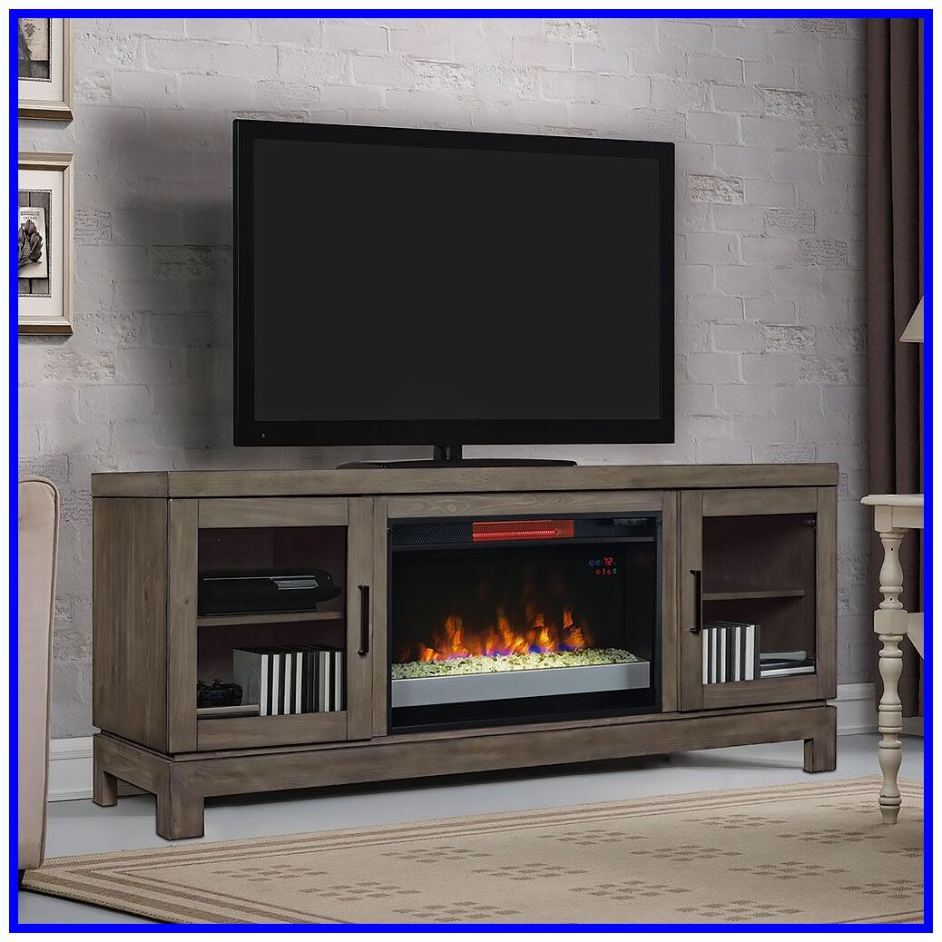 75 reference of tv stand Grey marble in 2020 Electric