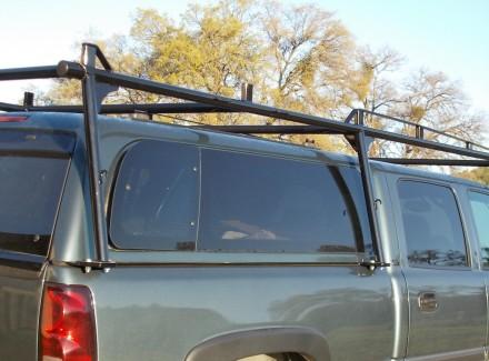 3000 Series Shell Rack Truck accessories, Truck