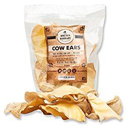 100/% All-Natural Whole Beef Ears USDA /& FDA Certified Ezlis Jumbo Cow Ears Dogs Chews 50 Pack Full Thick Large Cows Ears for Dog Chew Treats Dog Dental Health Premium Bulk Beef Treats