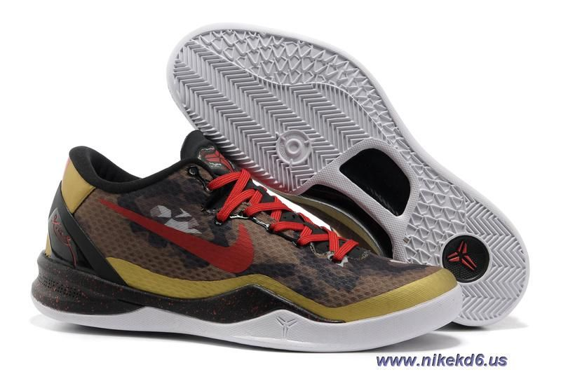 Mamba Army Camo Year Of The Snake Nike Kobe 8 System 555035 005 Online