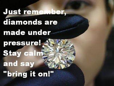 Diamonds Diamond Quotes Under Pressure All Quotes