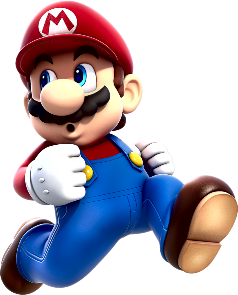 Mario Running Png Image Purepng Free Transparent Cc0 Png Image Library Super Mario Run Mario Run Mario Bros Party