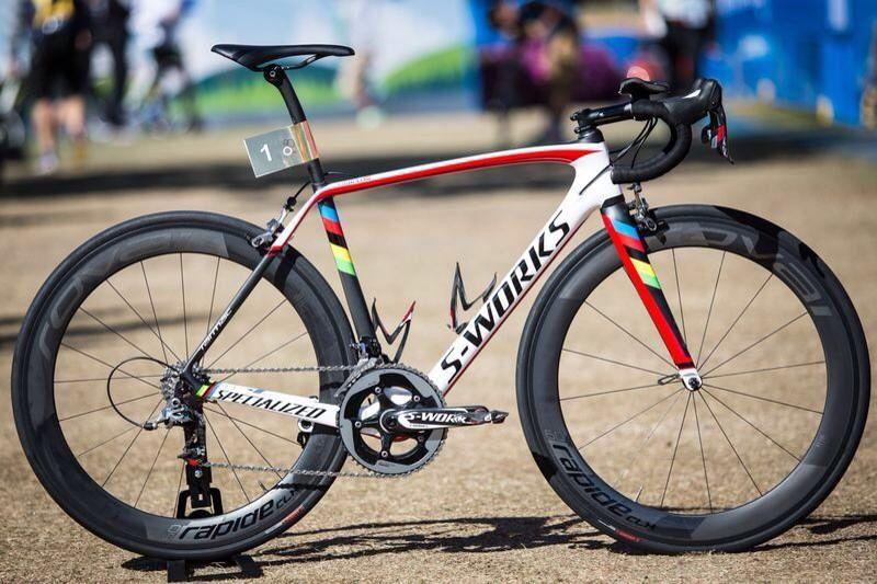 Specialized sworks tarmac biciclette da corsa photo for Codice della strada biciclette da corsa
