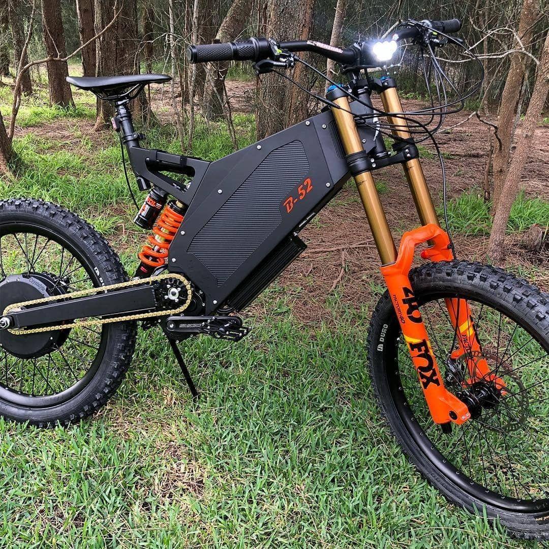Northernbeachescycles Stealth B52 Electric Bike