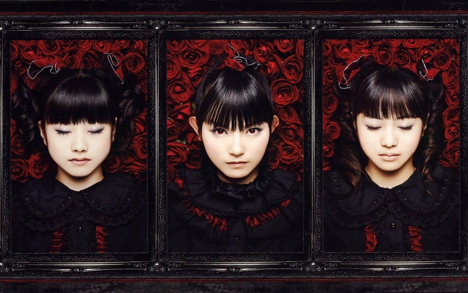 Band (Music) Babymetal Asian Heavy Metal Japanese Metal