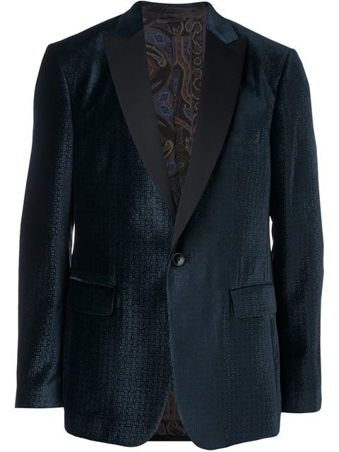 SUITS AND JACKETS - Blazers Etro Real Cheap Price Cheap Free Shipping Free Shipping Comfortable pXVd7