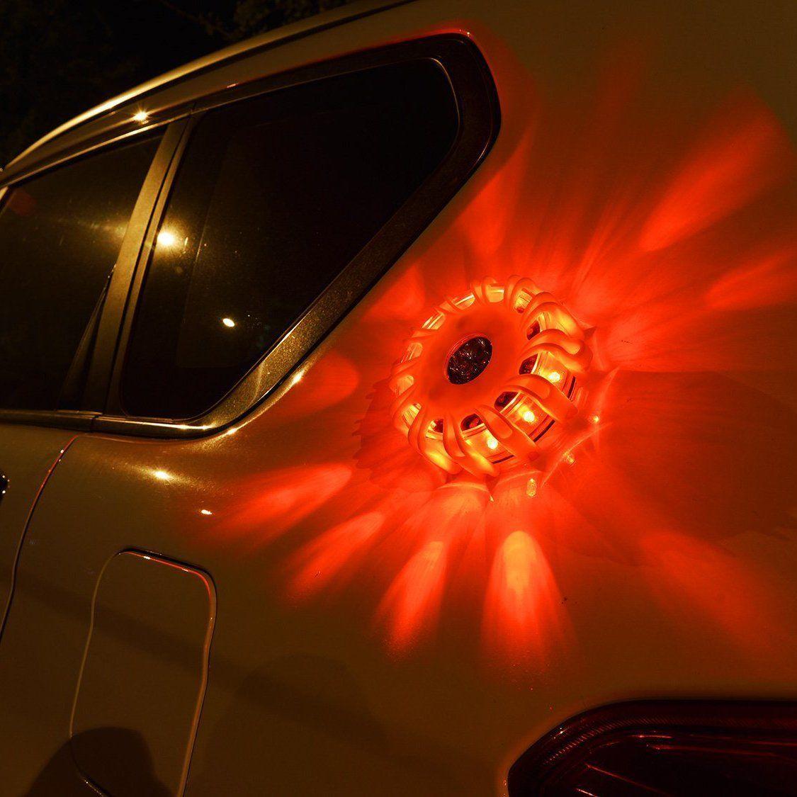 Magnetic LED Emergency Safety Flare Set #inspireuplift explore Pinterest