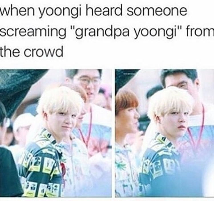 I love grandpa yoongi