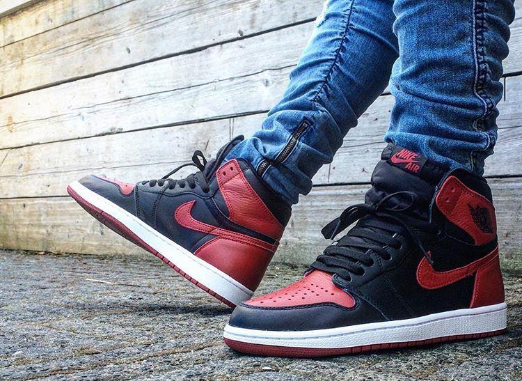 sports shoes 560b8 8528c air-jordan-1-retro-high-banned-2016-maikelboeve | Cool stuff ...