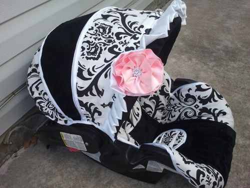 Graco Baby Car Seat Covers | Custom Boutique Graco Snugride Infant