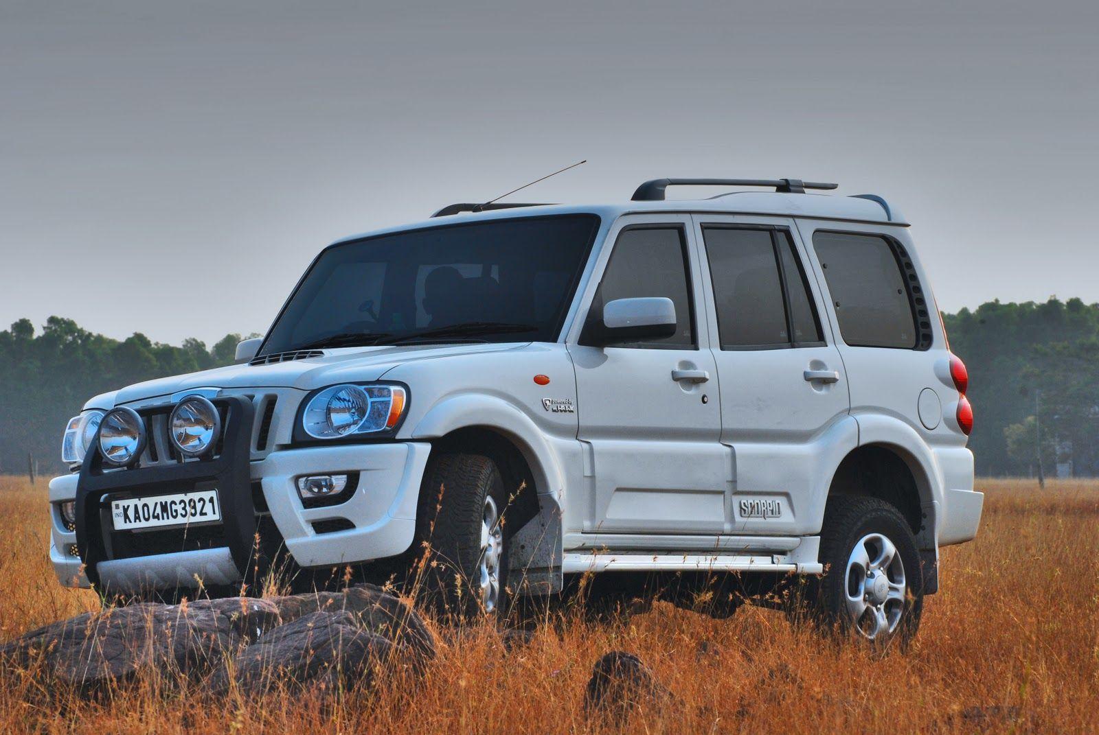 Mahindra Scorpio Car Photos Hd Car Backgrounds Scorpio Car