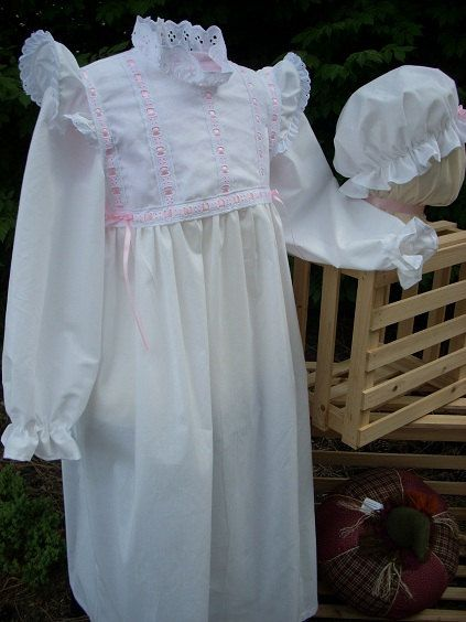 8ab41a311 Girls Victorian Samantha Nightgown Special Order Only in 2019 | For ...
