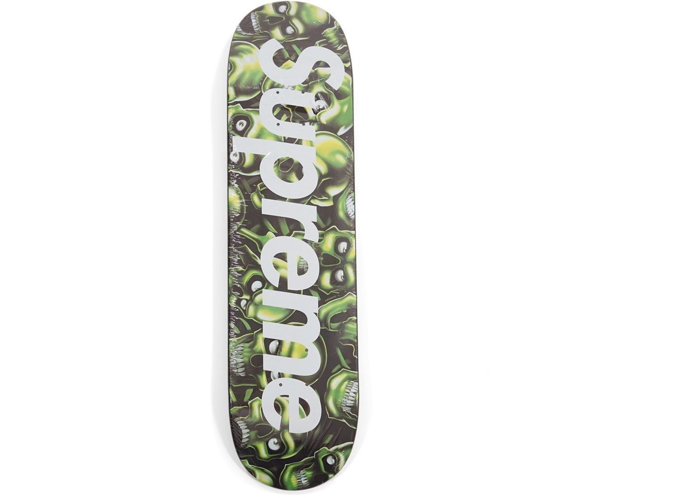 5d24239b Check out the Supreme Skull Pile Skateboard Deck Multi available on StockX