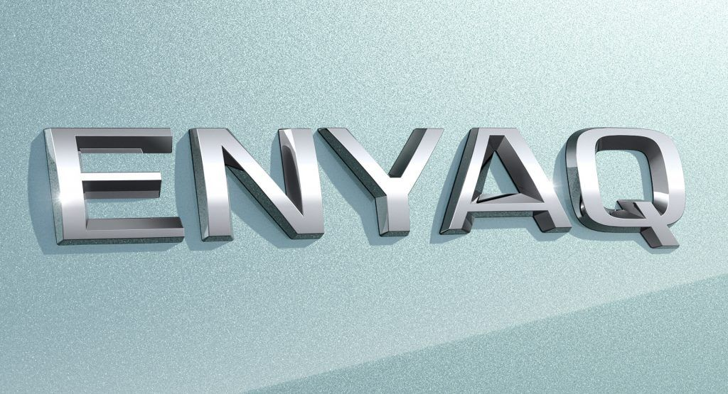 Skoda Enyaq Electric Suv Confirmed Will Be Introduced This Year