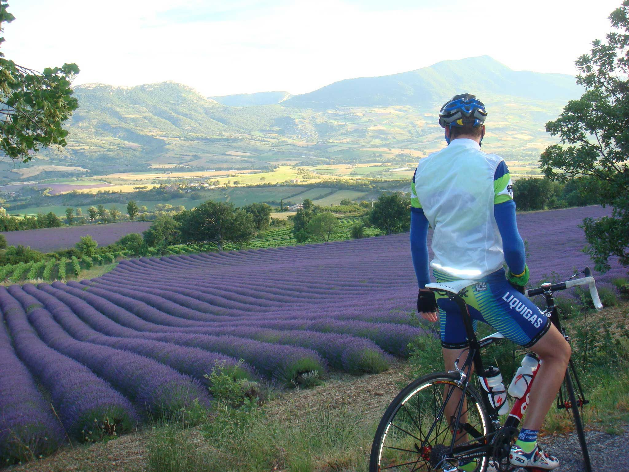 Cycling In Provence Countdown To May Pack Your Bags