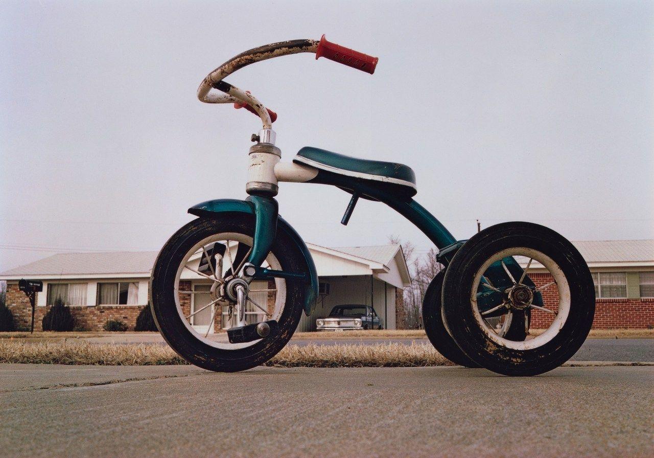 William Eggleston,Untitled (Memphis), 1970
