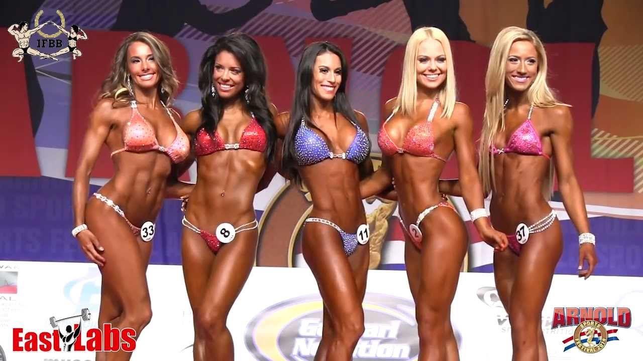Arnold amateur npc bikini championship