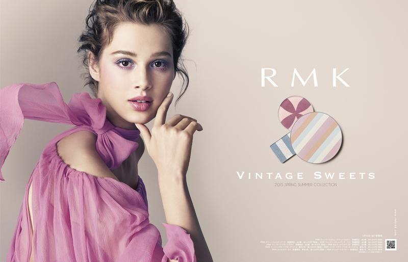 RMK化粧品S / S 2015(RMK化粧品)