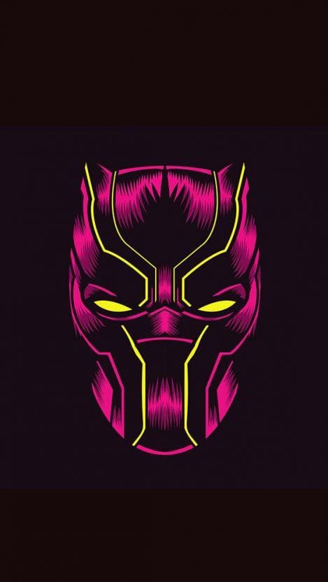 Black Panther Dark Art Iphone Wallpaper Iphone 7 Wallpapers Iphone Wallpaper Black Panther