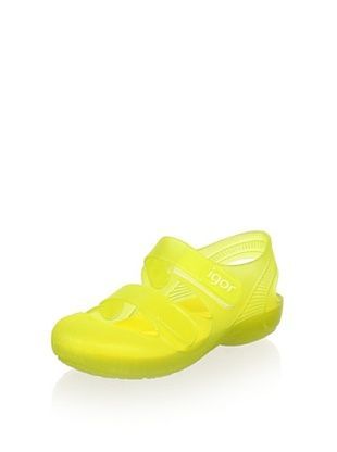 715e8ef8d2fc 45% OFF igor Kid s Bondi Bump-Toe Jelly (Yellow)