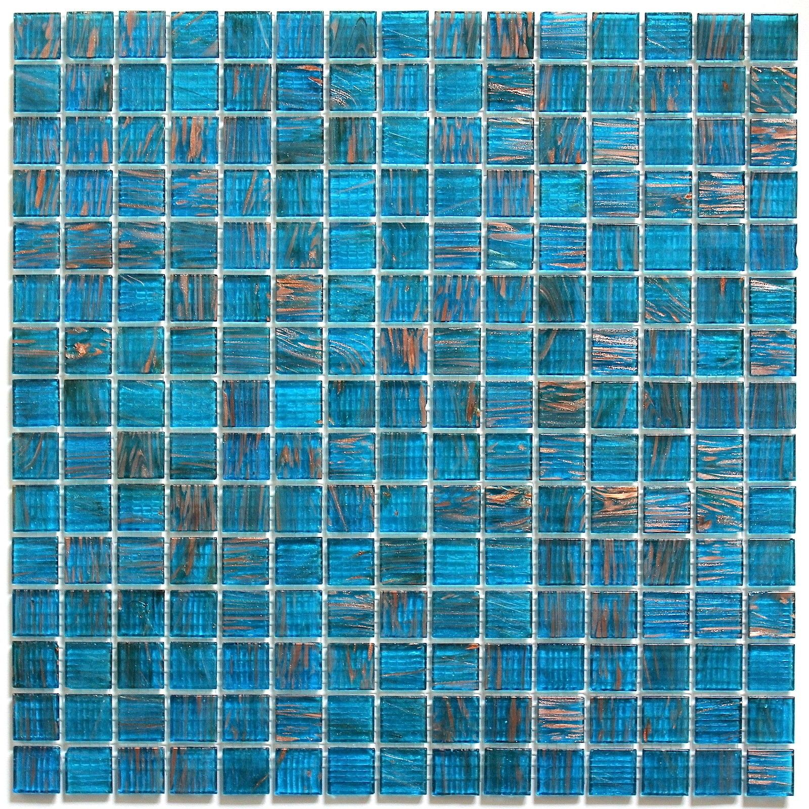 Mosaïque Piscine Salle De Bain Douche Vitro Bleu Httpwww - Salle de bain mosaique bleu