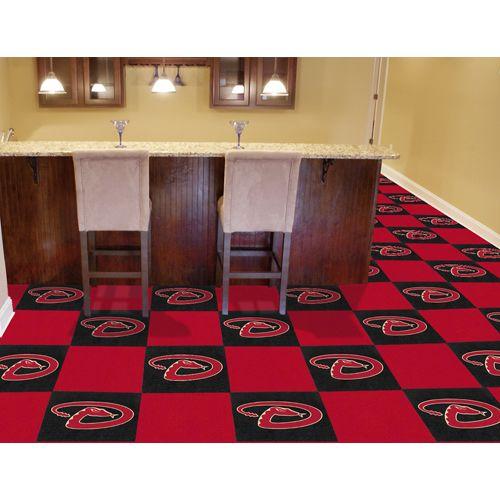 Mlb Team Carpet Tiles Carpet Tiles Rugs On Carpet
