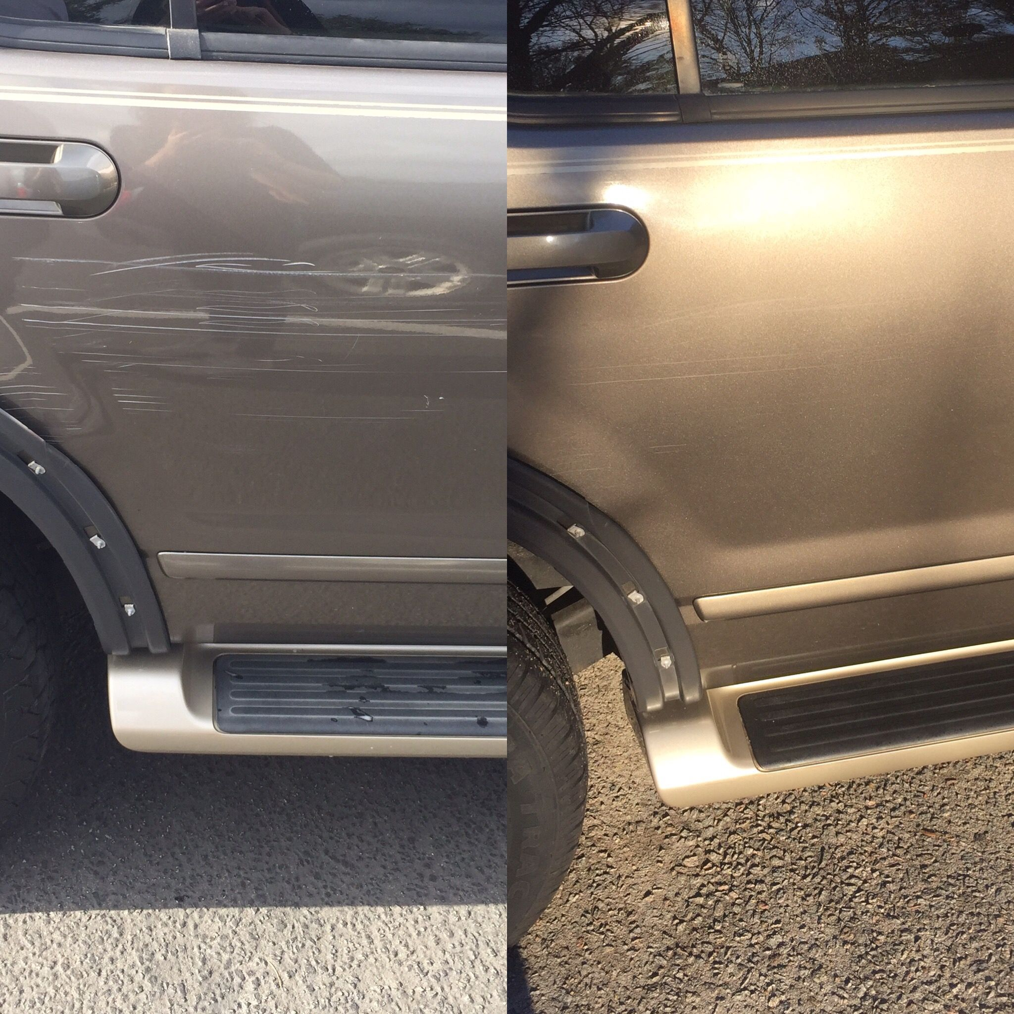 How to fix minor scratches on car