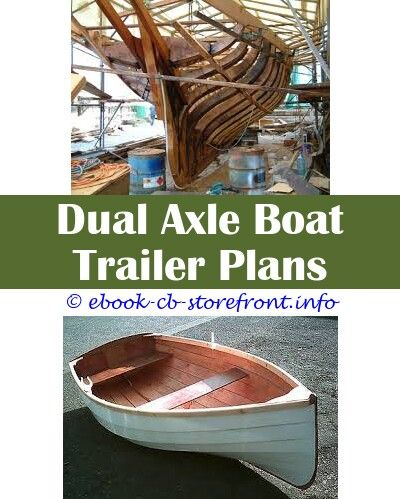 Build A Boat For Treasure How To Make A Car – Wooden Boat Building Hardware