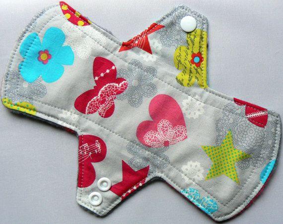 FREE SHIPPING! Lite Cloth Pad Windpro Mama Cloth Mama Cloth Lite