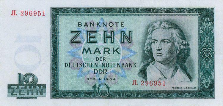 Neue Entdeckte Serien Bei Ddr Banknoten Ddr Geld Ddr Note