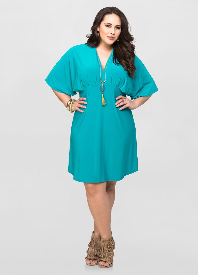 Solid Dolman Sleeve Dress in 2019 | I\'m getting this | Dresses ...