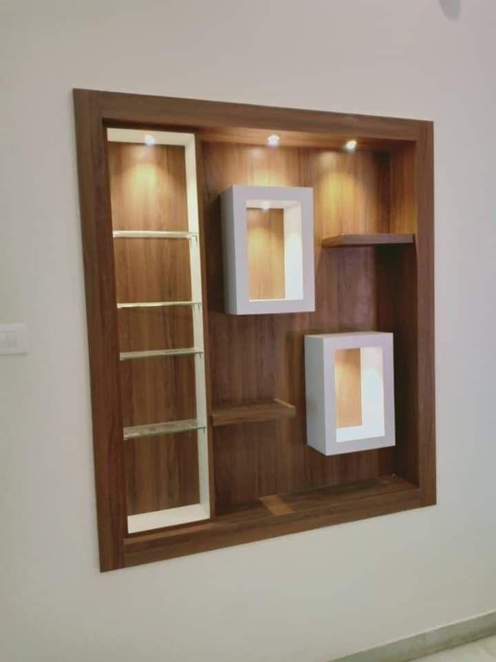 Showcase Wallldesgin Cupboard Design Showroom Interior Design Modern Room Design