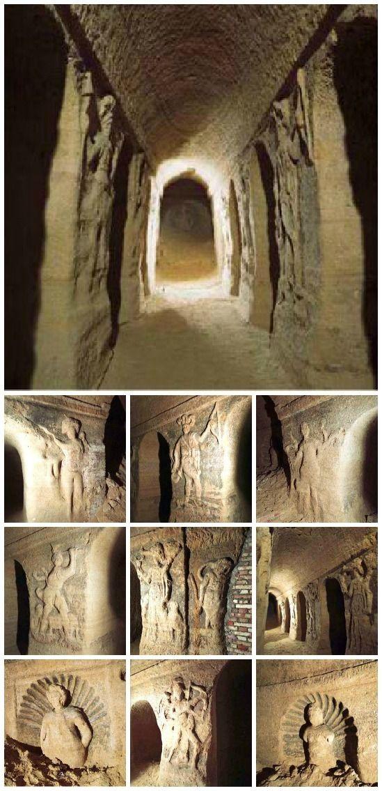 Osimo Sotterranea: Le misteriose grotte del Palazzo Campana