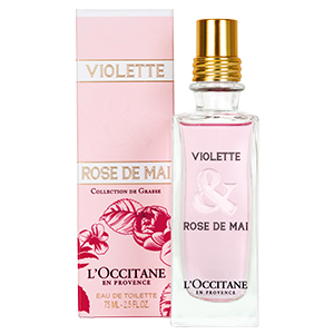 Violette & Rose de Mai, un accord