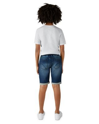 Joe's Jeans Boys' Slim Fit Denim Jogger Shorts - Little Kid Kids - Bloomingdale's