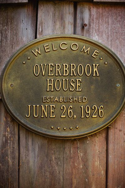 Overbrook House. Buzzards Bay. About an hour from my parents cottage in  Eastham, MA