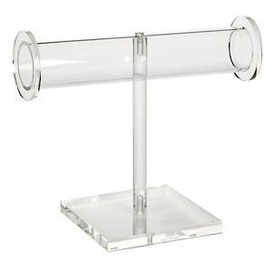 Acrylic Bracelet Stand Clear