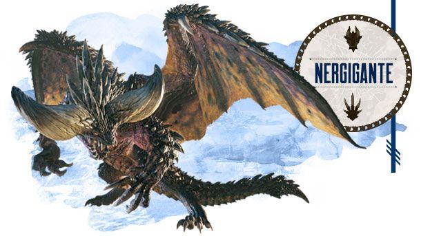 Monster Hunter: World Bestiary Day 3 – The Destructive Titan ...